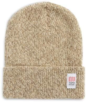 Topo Designs Ragg Wool Knit Cap