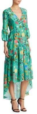 DAY Birger et Mikkelsen Borgo de Nor Ingrid Bell Sleeve Dress