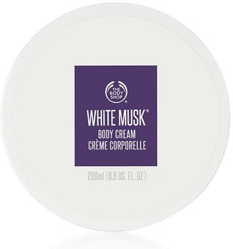 The Body Shop White Musk Body Cream Moisturizer
