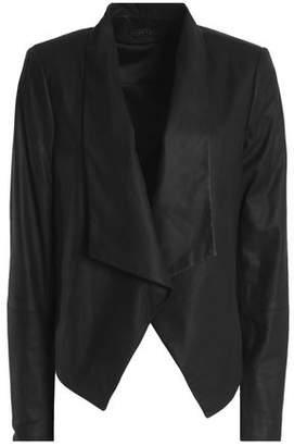 Alice + Olivia Harvey Leather Jacket