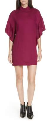 IRO Thiefya Ruffle Sleeve Dress