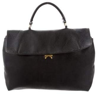 Marni Leather Satchel Bag