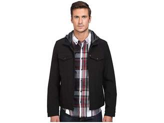 Levi's Stand Collar Two-Pocket Hoodie