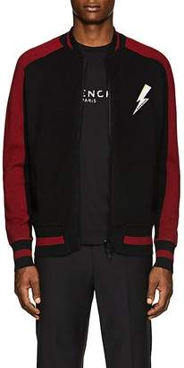 Givenchy Men's Wool Zip-Front Cardigan