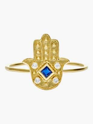 Amrapali Heritage Hamsa Ring
