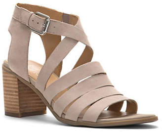 Franco Sarto Hamlet Strappy Leather Sandals