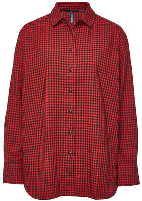 Woolrich Checked Cotton Shirt