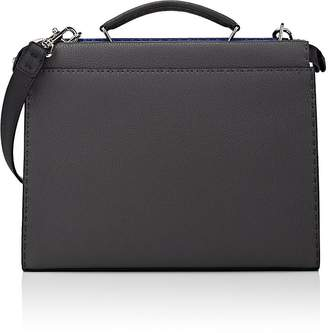 Fendi MEN'S PEEKABOO SELLERIA LEATHER BRIEFCASE