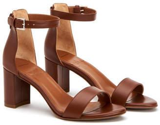 Aquatalia Selena Waterproof Leather Sandal