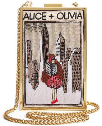 Alice + Olivia Sophia New York Clutch