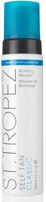 St. Tropez 'Self Tan' Classic Bronzing Mousse $18 thestylecure.com