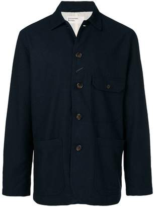 Universal Works buttoned shirt jacket