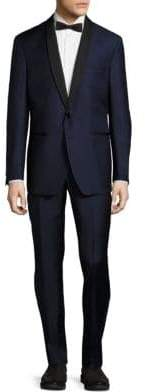 Saks Fifth Avenue Modern Fit Shawl-Collar Tuxedo