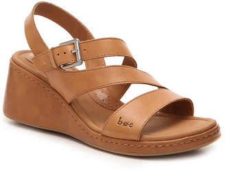 b.ø.c. Alma Wedge Sandal - Women's