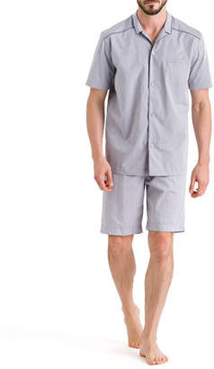 Hanro Sky Short Pajama Set