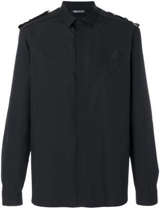 Neil Barrett arrow shirt