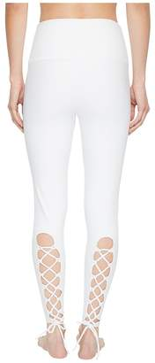 Onzie Bridal Laced-Up Leggings Women's Workout