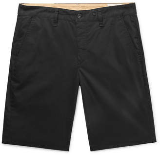 Rag & Bone Slim-Fit Cotton-Blend Chino Shorts