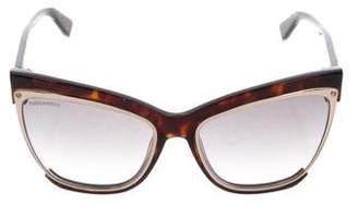 DSQUARED2 Tortoiseshell Gradient Sunglasses