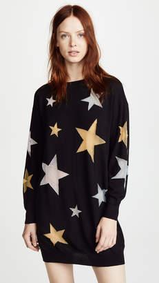 Moschino Star Mini Dress