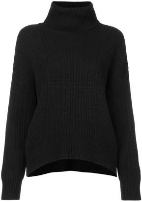 Nili Lotan Knitted turtleneck jumper