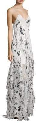 Alice + Olivia Jayda Maxi Dress