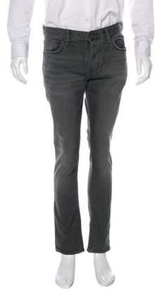 John Varvatos Five Pocket Slim Jeans