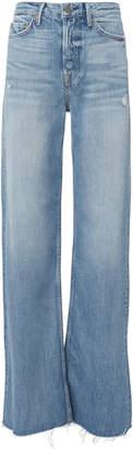 GRLFRND Carla Flare Jeans