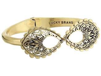 Lucky Brand Hinge Cuff Bracelet