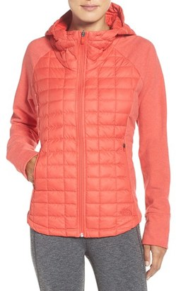 The North Face 'Endeavor' ThermoBall PrimaLoft ® Quilted Jacket $160 thestylecure.com