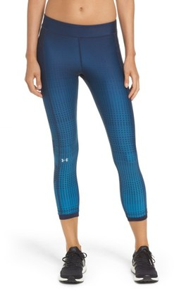 Women's Under Armour Midi Leggings $49.99 thestylecure.com