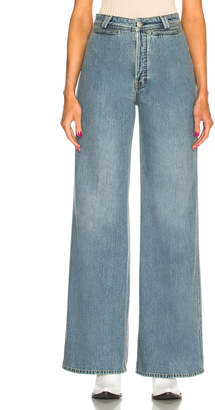Acne Studios Tiffan Wide Leg