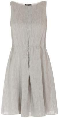 Emporio Armani Fantasia Stripe Dress