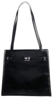 Tiffany & Co. Leather Structured Tote