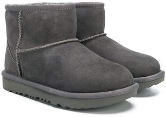 UGG shearling lined boots