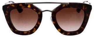 Prada Gradient Cat-Eye Sunglasses