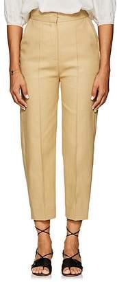 LES COYOTES DE PARIS Women's Janis Cotton High-Waist Trousers