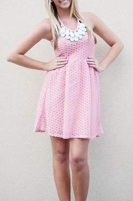 Ya Los Angeles Strapless Whitney Dress