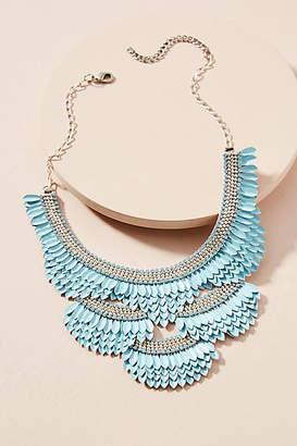 Deepa Cascade Bib Necklace