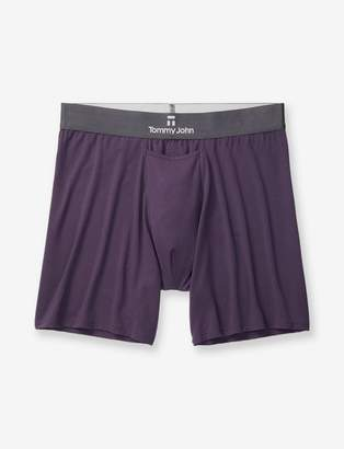 Tommy John Tommyjohn Second Skin Dark Titanium Relaxed Fit Boxer
