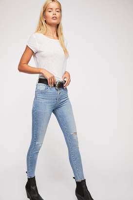 Levi's Levis Mile High Exposed Fly Skinny Jeans