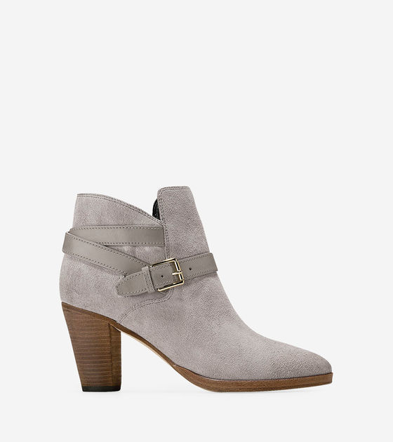 Cole Haan Hayes Strap Bootie (75mm)