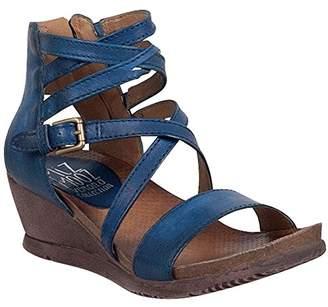 Miz Mooz Women's Shay Wedge Sandal $104.80 thestylecure.com