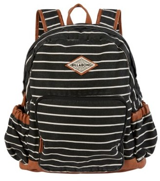 Billabong Home Abroad Backpack - Black $54.95 thestylecure.com