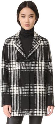 McQ - Alexander McQueen Boyfriend Coat $995 thestylecure.com