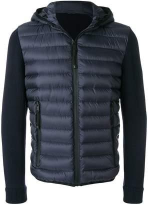 Prada padded zipped jacket