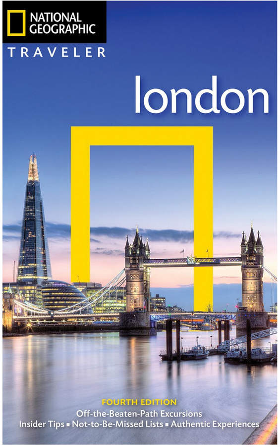 Penguin Random House National Geographic Traveler: London, 4Th Edition By Louise Nicholson And Alison Wright