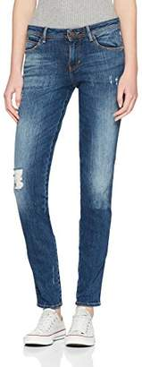 GUESS Women's Curve X Skinny Jeans,(Sizes:24)