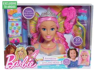 Barbie Dreamtopia Styling Head - Large