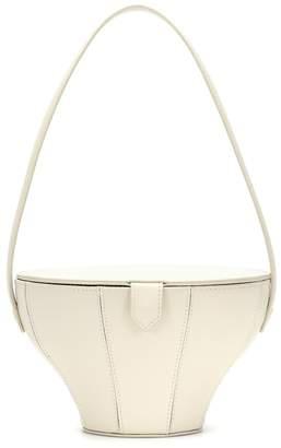 STAUD Alice leather shoulder bag